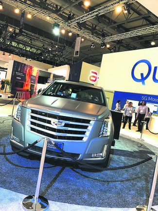 Qualcomm, the largest mobile processor maker of the mobile industry, was one of the companies which shared their experience of networked automobiles at the 2018 MWC.