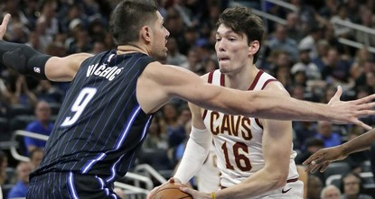 Cavs, Osman agree on 4-year contract extension