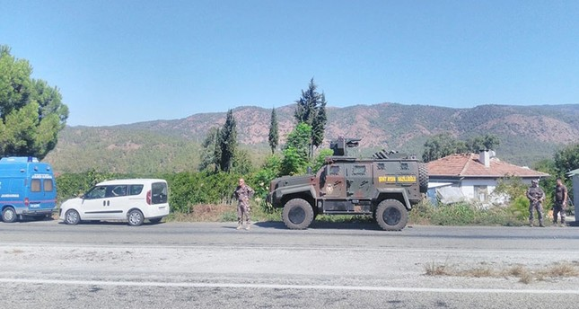 PKK infiltrates into Turkey from Syria's Assad-held Latakia, interior minister says