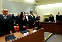 German court sentences Zschaepe to life over 10 neo-Nazi murders in NSU trial