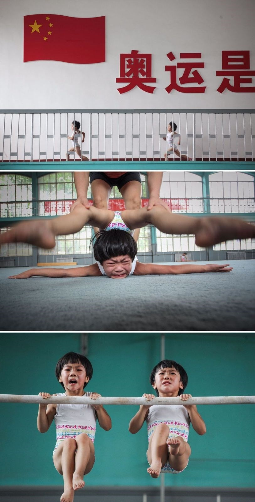 The Twins' Gymnastics Dream, China - 3rd place, Story-Telling