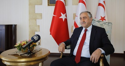 pTurkish Cypriot President Akıncı will not attend leaders' meeting of the UN-mediated Cyprus talks with Greek Cypriot leader Nicos Anastasiades scheduled for Thursday./p