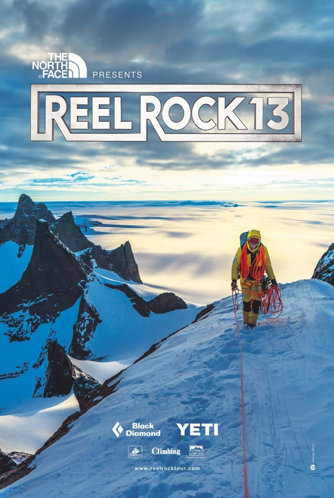 The 13th Reel Rock Film Tour which is scheduled to take place on Fe. 21, in Istanbul.