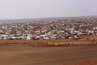 Syrian regime's forceful evacuation, blockade in Rukban refugee camp continues, residents say