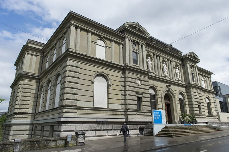 This May 7, 2014 file picture shows an exterior view of the Kunstmuseum in Bern. The museum, which German art collector Cornelius Gurlitt designated as its sole heir. (AP Photo)