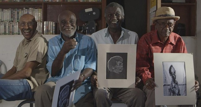"""Talking About Trees"" successfully portrays four old men who struggle to revive cinema in Sudan."