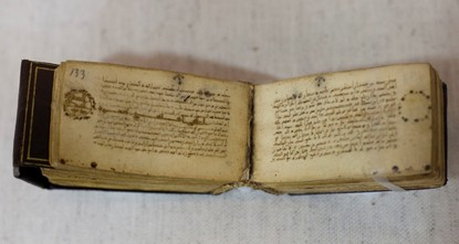 Tiny 10th-century Quran goes on display at Israel National Library exhibition for Ramadan