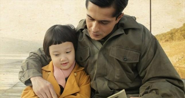 لقطة من الفيلم الذي حاز على لقب أفضل فيلم باللغة الأجنبية في الأوسكار.