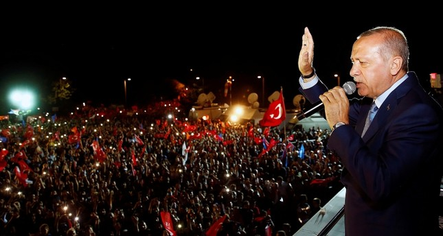 Erdoğan reverses referendum losses in Istanbul vote