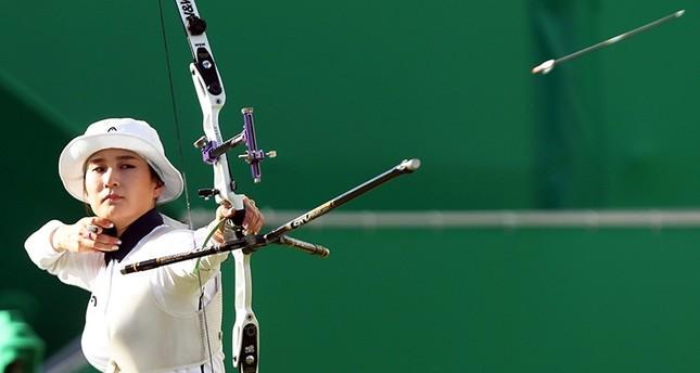 Ki Bo-bae gewinnt Gold für Südkorea. (EPA Foto)
