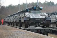 Germany to increase troops, boost defense spending