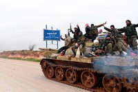 Assad army seizes most of opposition-held Aleppo province