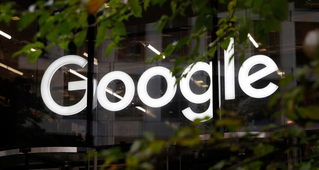 This Nov. 1, 2018, file photo shows a photo of the Google logo at their offices in Granary Square, London. AP Photo