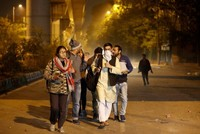 Indian police crack down on citizenship law protest in New Delhi, injuring dozens