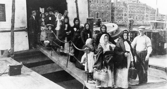 Documentary sheds light on untold story of 400,000 Ottoman migrants to US
