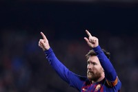Super sub Messi helps Barcelona beat determined Leganes