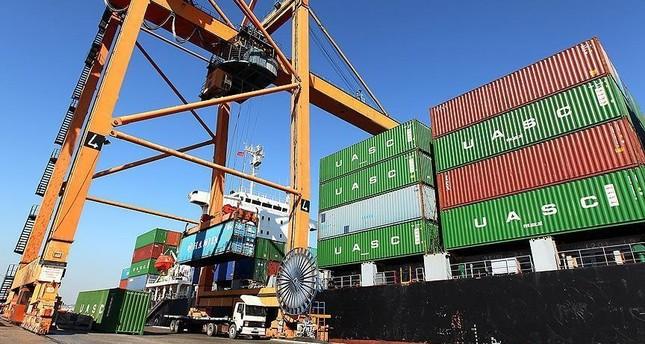 الصادرات التركية ترتفع بنسبة 10.1% في الأشهر الأخيرة