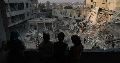 pAt least 329 Syrian civilians were killed in regime and Russian attacks in the Eastern Ghouta suburb of Damascus in the past two months despite de-escalation agreements, according to a...