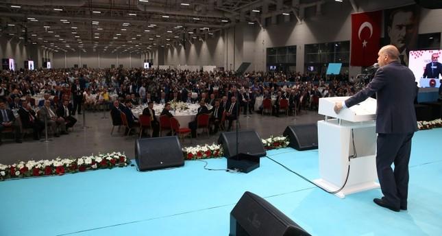 أردوغان: لو خضعنا للهجمات لكان مصيرنا الآن مثل عدنان مندريس