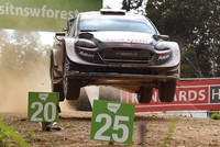 Dominant Ogier rules world rally for sixth year