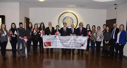 pTurkish and South Korean archaeology students will carry out joint excavations as part of an academic project to study ancient civilizations./p