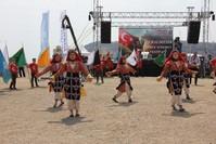 من فعاليات ثقافية للتركمان في تركيا (أرشيفية)