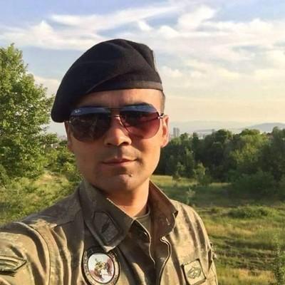 Sargeant Ferhat Daş (DHA Photo)