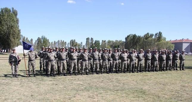 الجيش التركي يجري المرحلة الثانية من مناورات تعبئة 2018