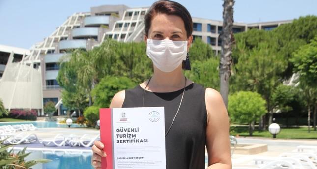 شهادة السياحة الآمنة بتركيا.. دليل الحماية من كورونا