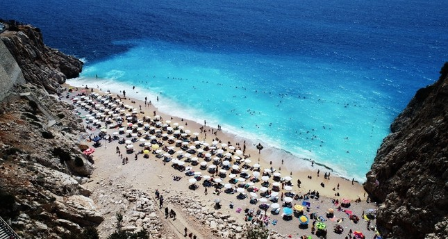 Turkey has welcomed around 2.3 million German tourists from January to July this year – a 20 percent year-on-year increase.