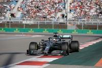 Hamilton wins Russian GP ending Ferrari's streak