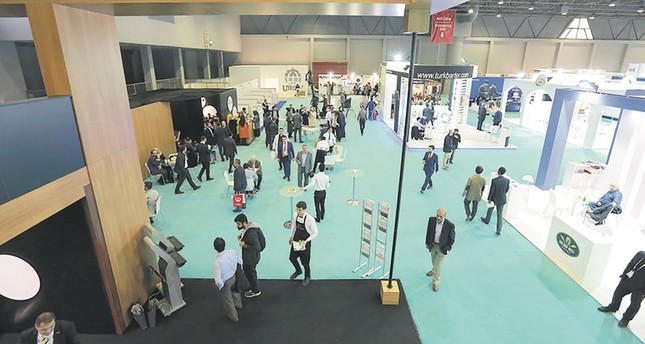 Foreign investors from 140 countries are expected to attend the 17th MÜSİAD EXPO, which launches today and closes on Nov. 24.