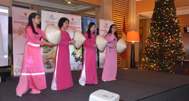 Vietnamese culture captures Ankara to mark anniversary of diplomatic relations