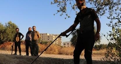 Afrin: Säuberung der YPG-Sprengsätze geht weiter