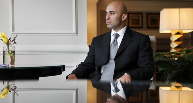 UAE Ambassador to Washington Yousef al-Otaiba (AP Photo)