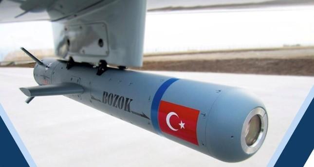الطائرات التركية بدون طيار تنجح في اختبارات إطلاق صواريخ وطنية جديدة