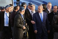 Netanyahu links truck-ramming attack to Daesh without evidence