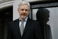 Sweden drops investigation into Julian Assange rape claims