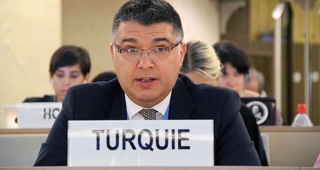 Turkish envoy slams UN for not calling PKK a terrorist group
