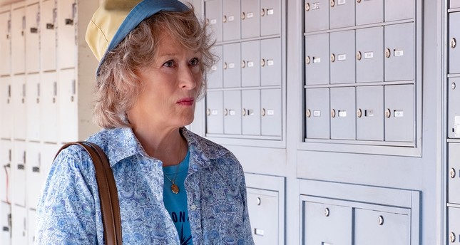 """Meryl Streep in Steven Soderbergh's """"The Laundromat."""""""