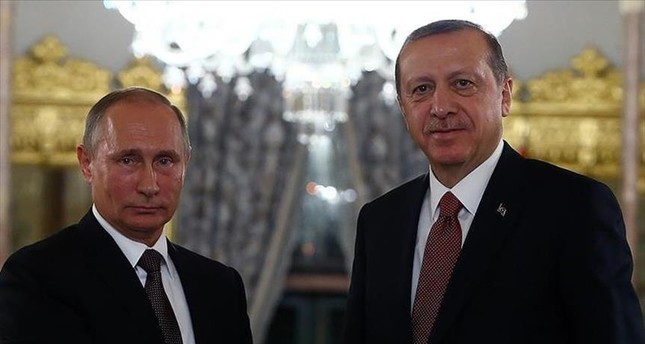 انتهاء الاجتماع الذي جمع بين الوفدين التركي والروسي في مدينة سوتشي الروسية