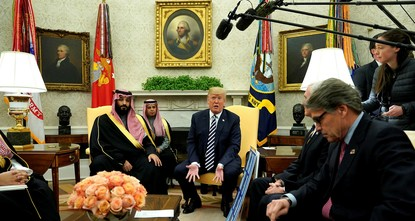 US keen to lead Saudi nuclear power amid tough competition