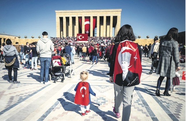Turkey marks 80th year of Atatürk's passing