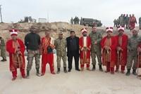 "Die historische osmanische Militärkapelle ""Mehter"