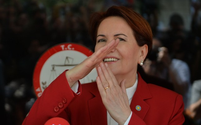 In the presidential election on June 24, Akşener could only gather some 7 percent of votes, staying well below the hype created home and abroad. Her party, on the other hand, received around 9.95 percent of the votes in the parliamentary elections.