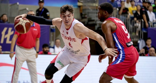 In challenging group, Turkey seeks to rise in FIBA World Cup