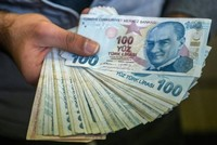 Türkische Zentralbank hebt Zinssatz an
