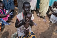 Over half of population suffers starvation in South Sudan, UN says