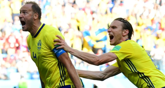 Sweden beats SKorea thanks to video-reviewed penalty