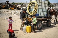 Palestine's water crisis: 50 years of injustice
